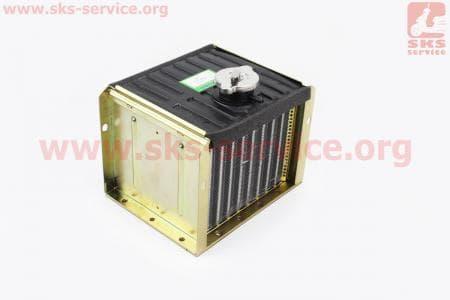 Радиатор R195NM/ZS1100 (алюминий) для мотоблоков