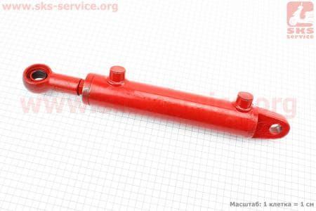 Цилиндр гидравлический для мототрактора