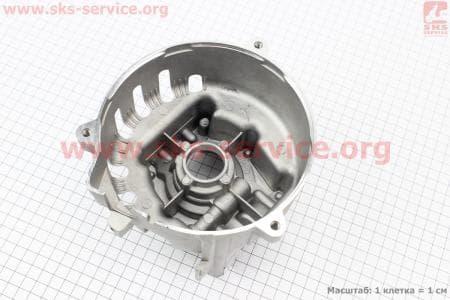 Блок двигателя правый 0,8кВт (ET-950) для генератора