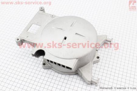 Крышка генератора задняя под подшипник 6203 0,8кВт (ET-950) для генератора