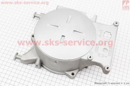 Крышка генератора задняя под подшипник 6204 0,8кВт (ET-950) для генератора
