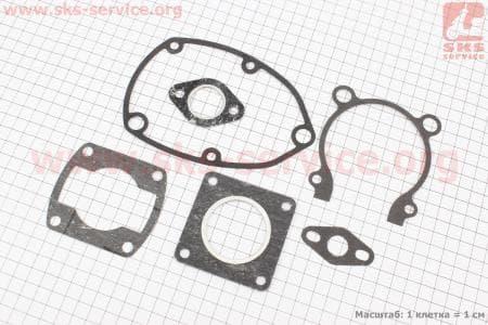 Прокладки двигателя к-кт 6шт на мотоблок крот