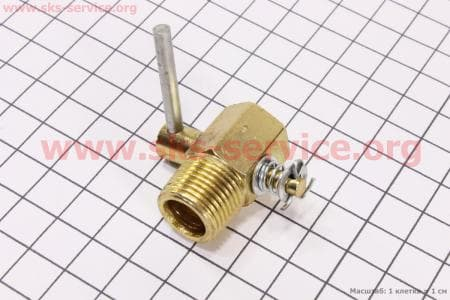 Кран слива охлаждающей жидкости R190N/195NM/ZS1100