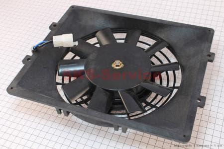 Вентилятор радиатора 250ссскутер,Tornado 250
