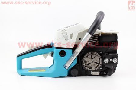 """Бензопила Makita 52cc (3,6кВт, шина 18""""), с подкачкой, плавный пуск, отличное качество"""