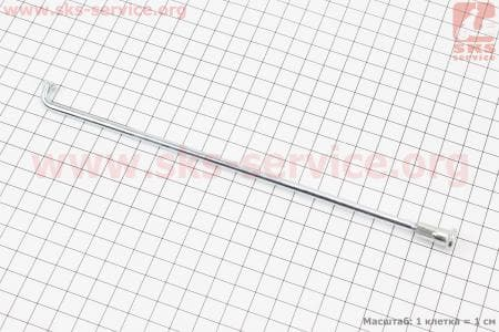 Спица L=210мм, Ø=4,5мм,для мотоцикла УРАЛ
