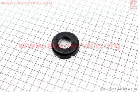 Ключ натяжки спиц, черный для велосипеда
