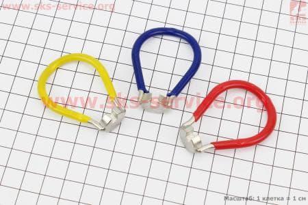 Ключ натяжки спиц 14G, цветной KL-9726E для велосипеда