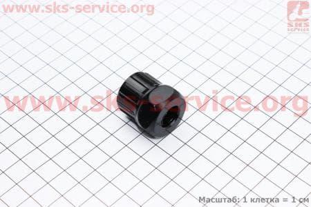 Ключ снятия вольнобега, черный KL-9715A для велосипеда