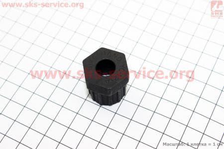 Ключ снятия кассеты, под ключ 24мм, черный YC-121A для велосипеда