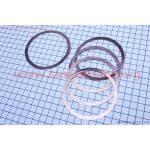 Прокладки головки цилиндра (метал) к-кт 5шт Для мотоблока