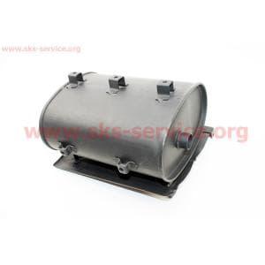 Глушитель (под генератора 4-6кВт) 177F/188Fдля двигателя D177F/188F