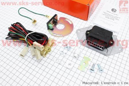 БСЗ/микропроцессорная система зажигания 1146.3734 6-12Vна мотоцикл ЯВА
