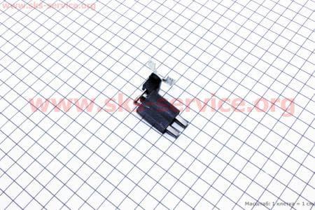 Щетки генератора с щеткодержателем 12Vна мотоцикл ЯВА