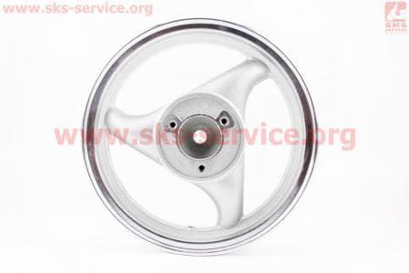 D09 Диск литой задний (диск. торм. для 4Т 50cc-19шлицов) 2,50xN12 для китайских скутеров