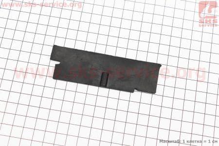 Резинка ручки тормоза для китайских бензопил 4500/5200