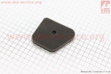 Фильтр воздушный - элемент Stihl FS-87/90/100/130/310к ТРИММЕРАМ (мотокосам)