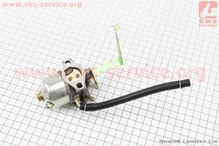 Карбюратор 0,8кВт (ET-950) Тип №2 для генератора