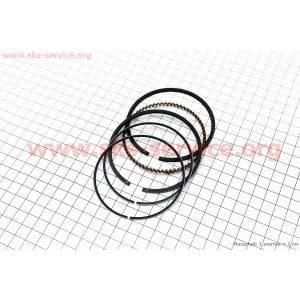 Кольца поршневые 177F 77мм +0,50 для двигателя D177F/188F