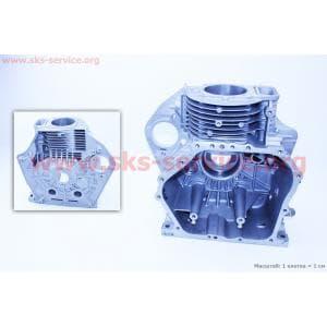 Блок двигателя D=86мм 186F для дизельного двигателя F178/ F186 - 6/9 л.с.