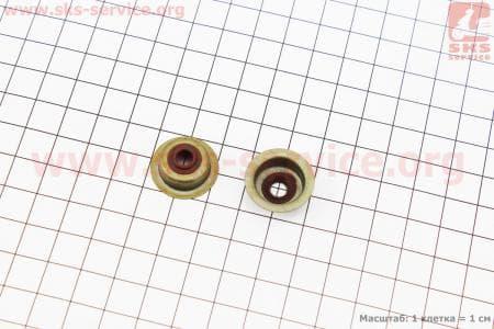 Сальники клапанов к-кт 2шт для двигателя мотоблока 168F/170F