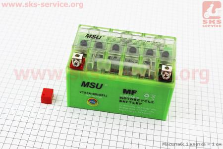 Аккумулятор 7Аh (гелевый, зелен.) 150/85/95мм, 2018