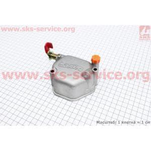 Крышка головки цилиндра (клапанов) 178F Витязь/Кама 2отв. для дизельного двигателя F178/ F186 - 6/9 л.с.