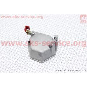 Крышка головки цилиндра (клапанов) 186F Витязь/Кама 2отв. для дизельного двигателя F178/ F186 - 6/9 л.с.