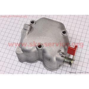 Крышка головки цилиндра (клапанов) 186F ZUBR 3отв. для дизельного двигателя F178/ F186 - 6/9 л.с.