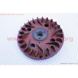 Маховик 178F для дизельного двигателя F178/ F186 - 6/9 л.с.
