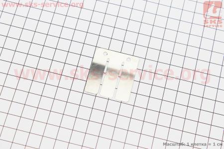 Мембрана лепесткового клапана Suzuki AD/Sepia