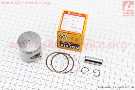 Поршень, кольца, палец к-кт Honda DIO ZX50 40мм +1,00 (палец 12мм)