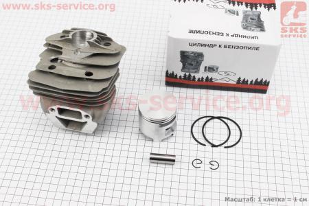 Цилиндр к-кт (цпг) для бензопил Husgvarna575 51мм (палец 12мм)
