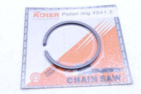 Кольца поршневые для китайских бензопил 4500 43х1,2мм