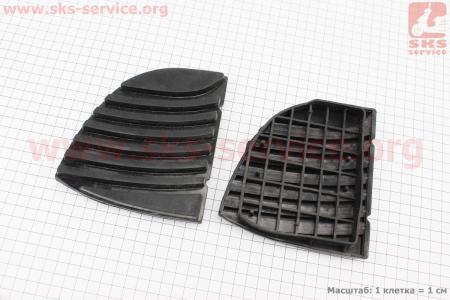 """Накладка резиновая к-кт (Viper 10,5"""")для гироборда"""