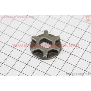 Звезда цепи 3/8-6 (D=30мм, d=9/12мм, H=6,5mm) для электропил