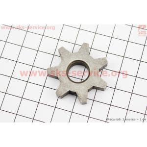 Звезда цепи 3/8-7 (D=35мм, d=12мм, H=7mm) Einhell, Craft для электропил