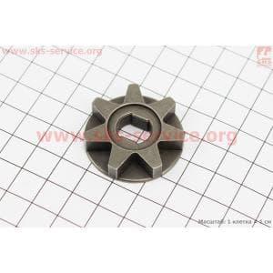 Звезда цепи 3/8-7 (D=35мм, d=9/12мм, H=8,5mm) для электропил