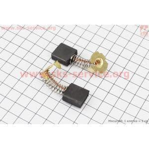 Щетки с пружиной 7х17мм к-кт 2шт Тип №2 для электропил