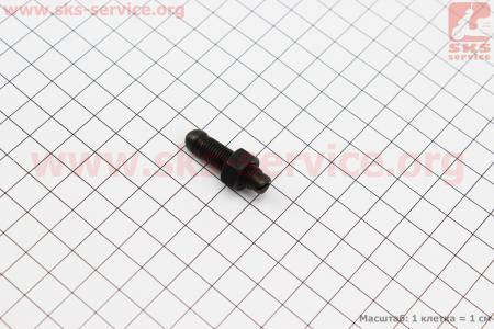 Болт регулировки зазора клапана L=33мм, D=8мм (LL480B-03201) на дизельный двигатель KM385BT