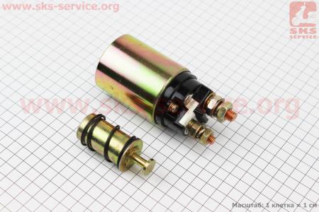 """Втягивающее стартера 2,5kW D=55,5мм KM385BT """"гриб"""" на дизельный двигатель KM385BT"""