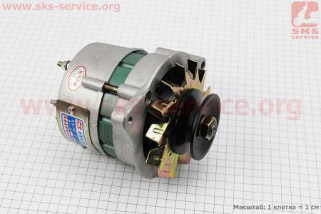 Генератор KM385BT (JF11A) на дизельный двигатель KM385BT