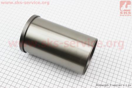 Гильза цилиндра D=85мм (KM485QB-01003) на дизельный двигатель KM385BT
