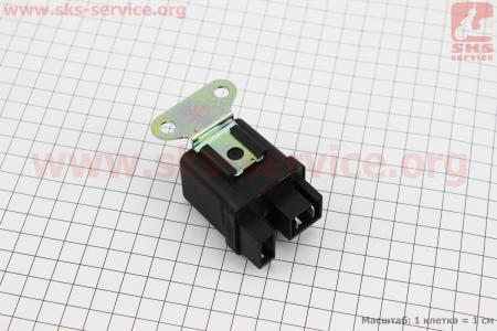Реле стартера Foton 244, ДТЗ 244, Jinma 244/264 на дизельный двигатель KM385BT