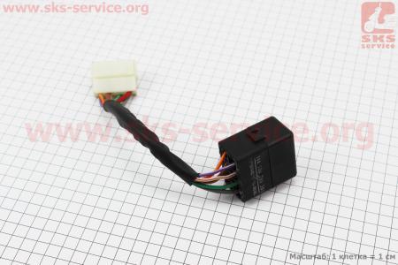 Блок предохранителей Foton 250/254 (250.48E.042) к минитракторам Foton 240-404, Jinma 244264, ДТЗ