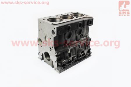 Блок цилиндров (KM385T-01111) к минитракторам Foton 240-404, Jinma 244264, ДТЗ