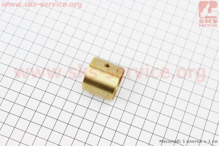 Втулка шатуна d=28мм, L=28мм (KM485QB-04201) к минитракторам DongFeng 240-404