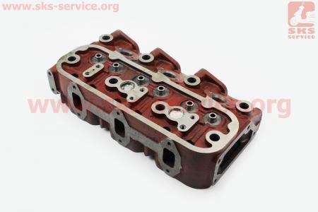 Головка блока цилиндра (KM385QB-03101) к минитракторам DongFeng 240-404