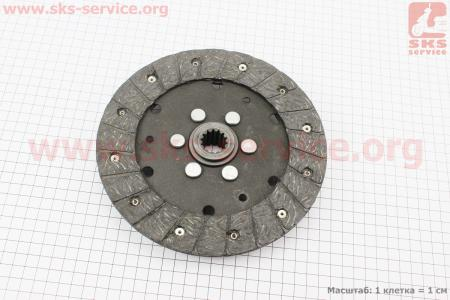 Диск сцепления DongFeng 244/240 (200.21.012) к минитракторам DongFeng 240-404
