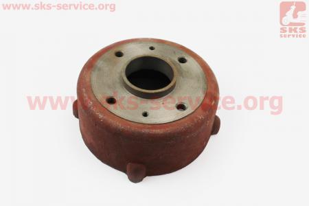 Корпус тормозного барабана DongFeng 354 (300.43.135-1)  к минитракторам DongFeng 240-404